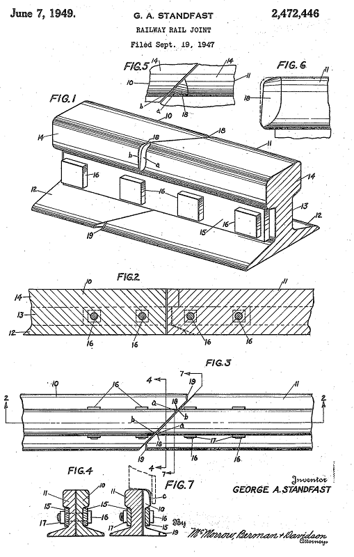 scarf_joint_patent_US2472446-0_1949